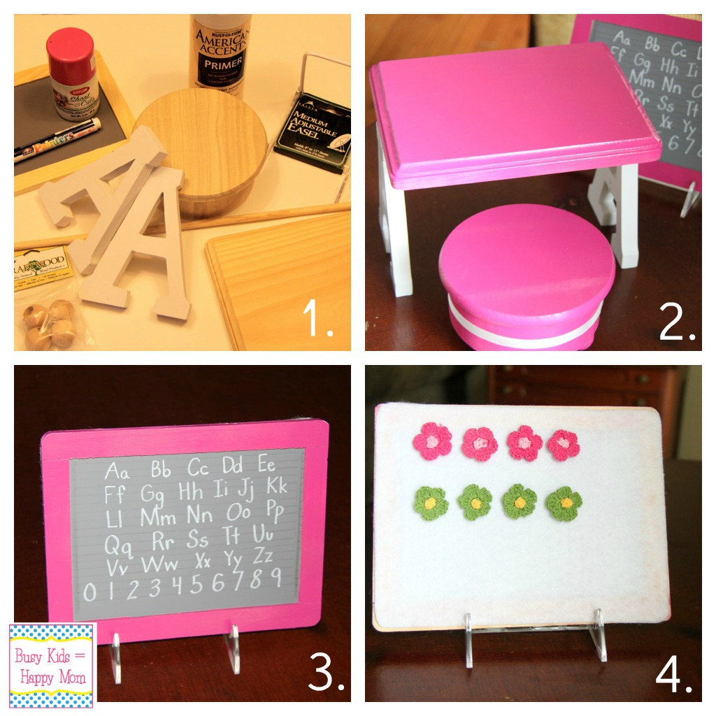 easy diy 18in doll furniture