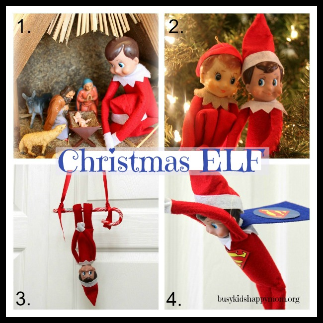 Simple Ideas for your Elf