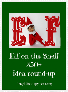 Elf on the Shelf 350+ Idea Round-Up!