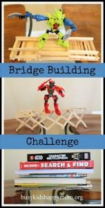 Unplugged Play: STEM Build-a-Bridge Challenge