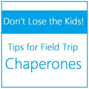 Chaperone Field Trip Survival Tips