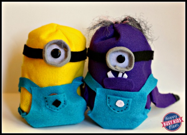 Make a Mini Minion