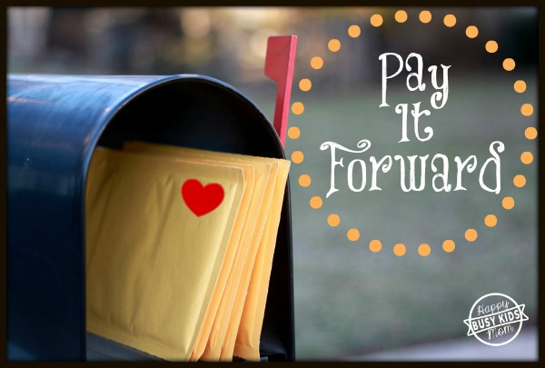 how to pay it forward