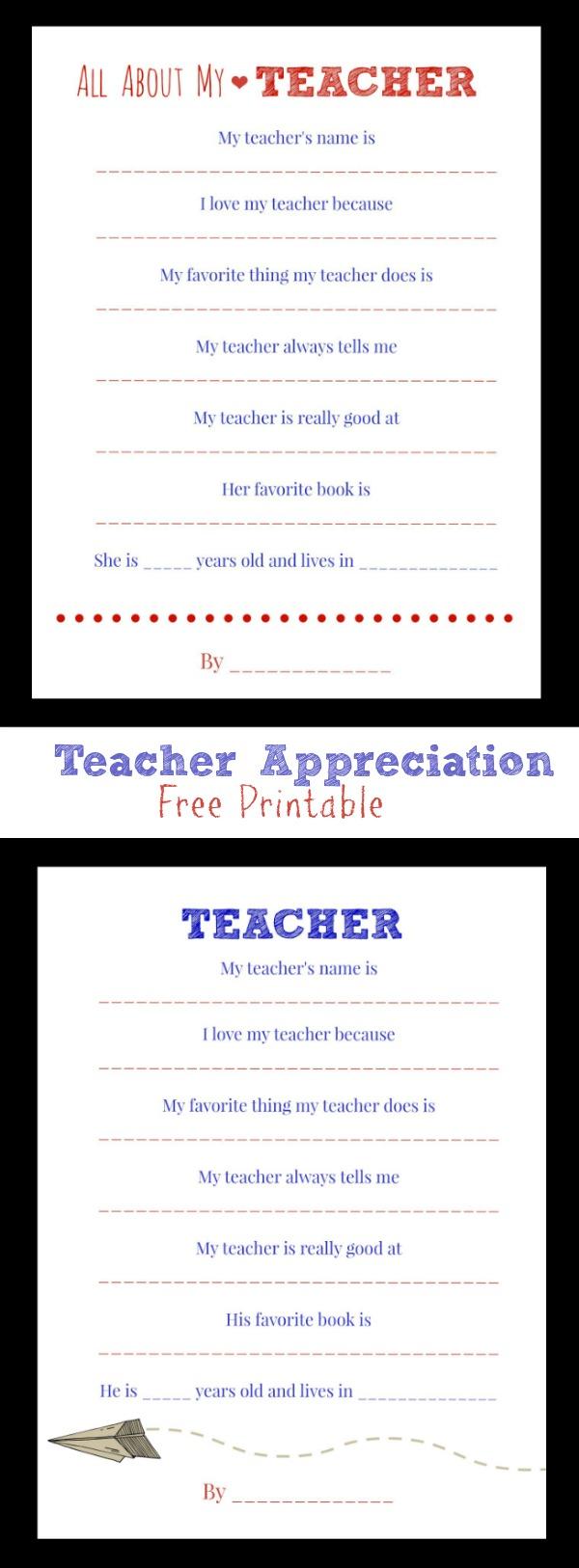 Love your Teacher