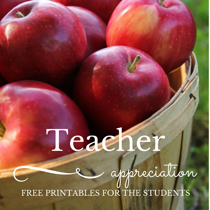 What can you do besides an apple for the teacher?