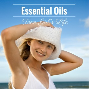 Using Essential Oils for Teen Girls