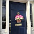 Front Door Spring Basket