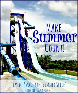Motivate Your Kids for Summer Learning
