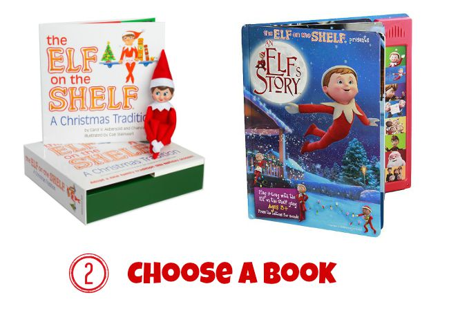 Get Started with your elf on the shelf