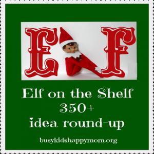 Elf on the Shelf Round Up: 350+ Ideas