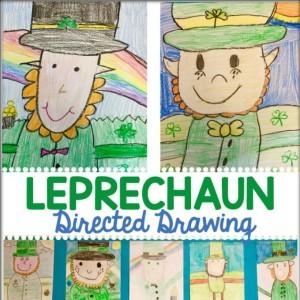 How to Draw a Leprechaun
