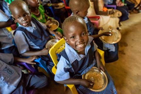 Teaching Children the Joy of Giving