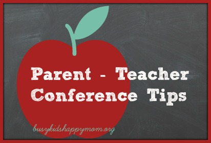 Top 10 Tips for Parents getting ready for conferences. #10 is my favorite.