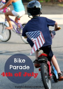 4th of July: Neighborhood Bike Parade