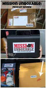 Product Review: Mission Unboxable