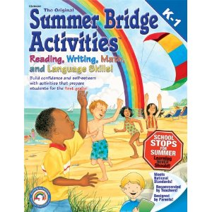 Summer Activity Workbooks – Grades K-8