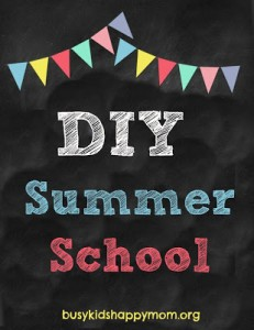 Do-It-Yourself Summer School
