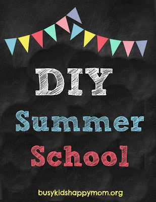 Do it yourself summer school from busy kids happy mom solutioingenieria Gallery