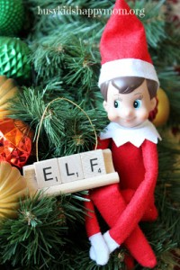 25 Ideas for Christmas Fun with your Elf-on-the-Shelf!