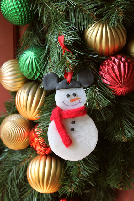 Image Result For Mickey Mouse Christmas Crafts