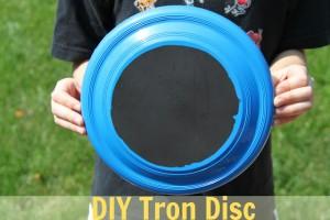 Tron Disc – DIY