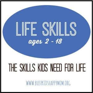 Life Skills: The Skills Kids Need for Life