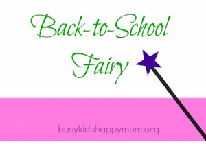 Back-to-School Poem {with printable}