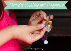 Bracelet Making for Kids