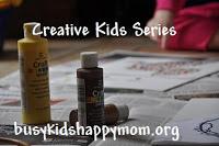 Creative Kids: Valentines Painting Tutorial