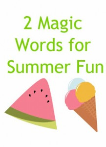 Free Time – 2 Magic Words