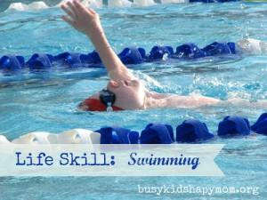 Life Skill: Swimming