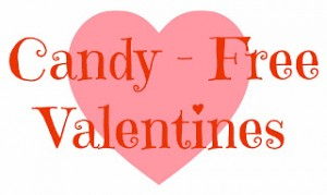 More Candy Free Valentines