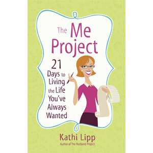 Happy Mom: It's time to Pursue Your Dreams! An Interview with author, Kathi Lipp on her book The Me Project.