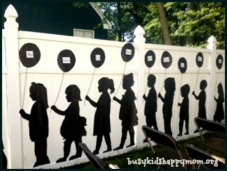 Silhouette Parade Directions for your special event
