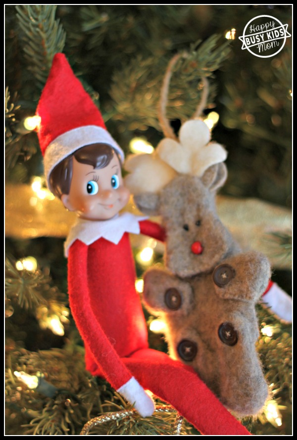 Rudolph and Elf Friend - North Pole Friends