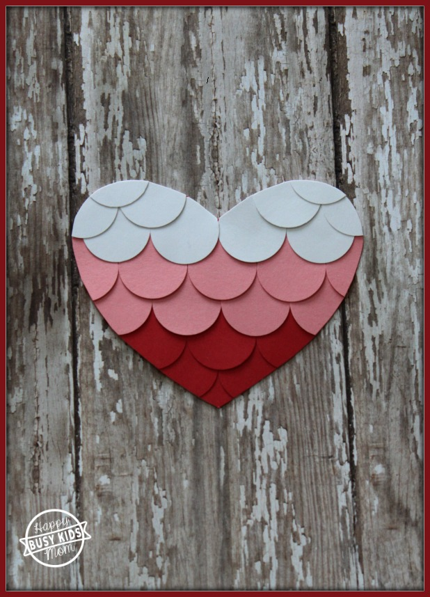 ombre hearts