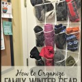 Organize Family Winter Gear