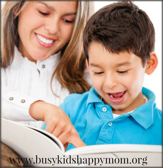 Simple tips for getting your child reading.