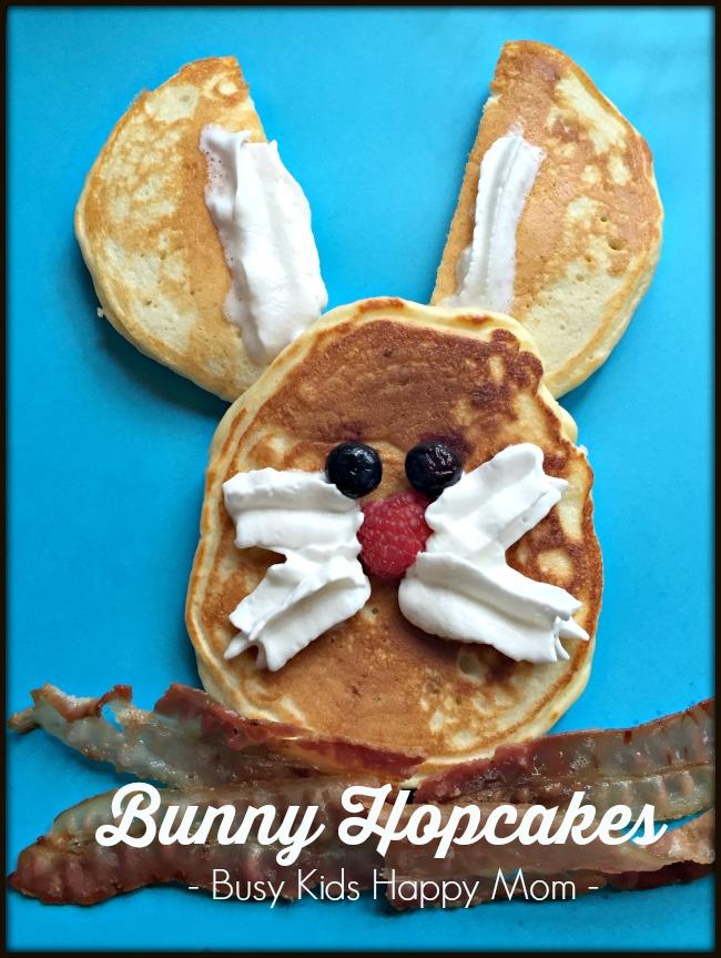 Bunny Hopcakes