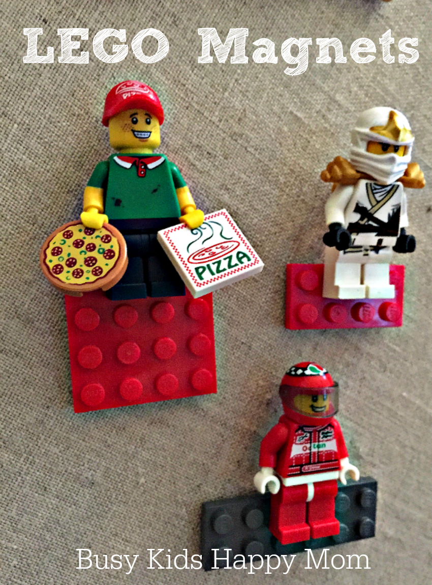 Lego Magnets You Can Make Yourself Busy Kids Happy Mom