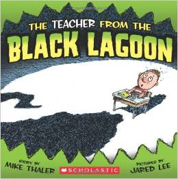 teacher from the black lagoon
