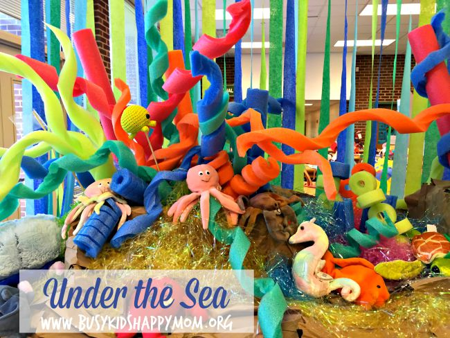 Pool Noodle Sculpture Busy Kids Happy Mom