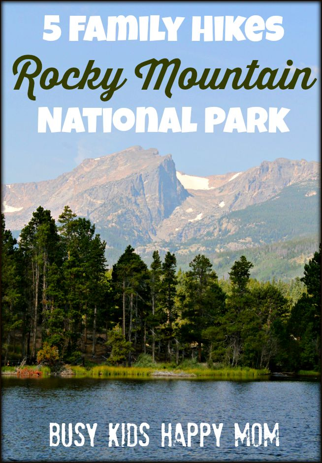 Rocky National Park with Families