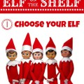 Elf on the Shelf Creative Ideas