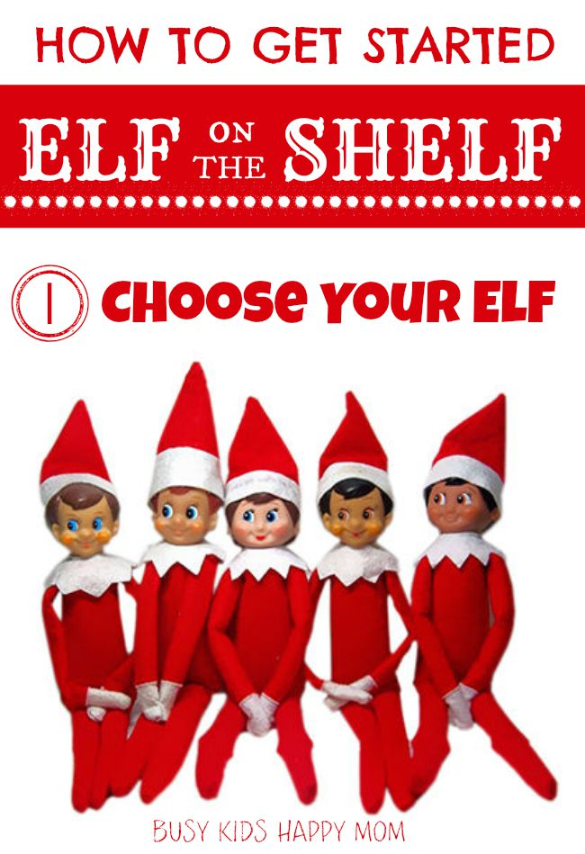 After you pack away your elf on Christmas Eve, set out a small present from your elf to your children. It doesn't have to be a big gift. A pack of candy canes or a Christmas card with the date on it can become part of your family tradition. In , An Elf's Story: The Elf on the Shelf minute animated TV special hit the airwaves for the first time. Watch the show with your family each year in addition to reading the .