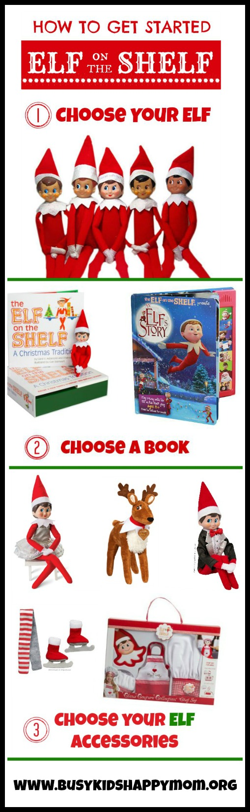 How to get started with your Elf on the Shelf