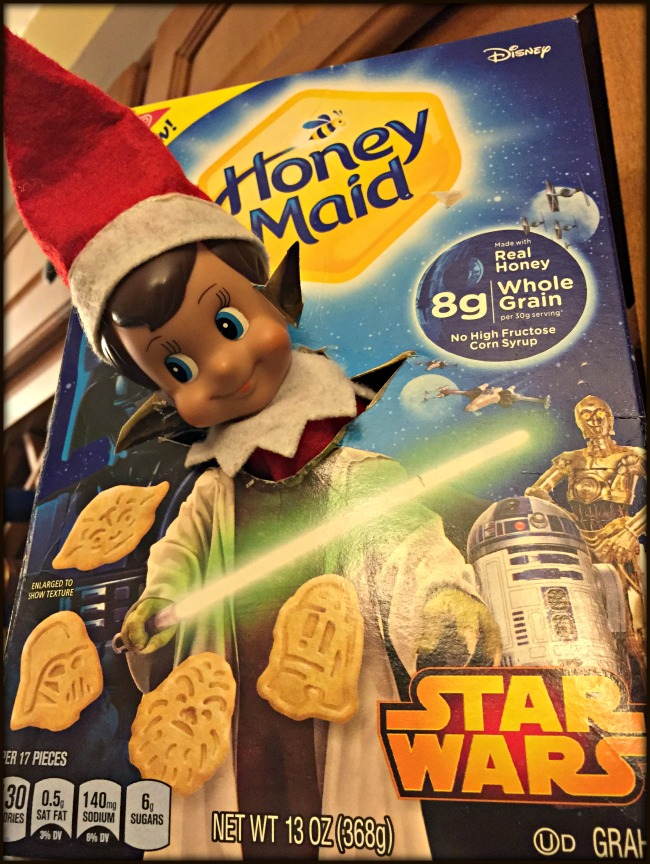 Star Wars: The Elf Awakens