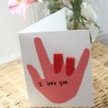 Sign-Language-Card