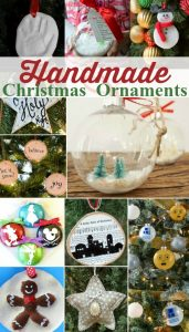 18+ Homemade Christmas Ornaments To Craft
