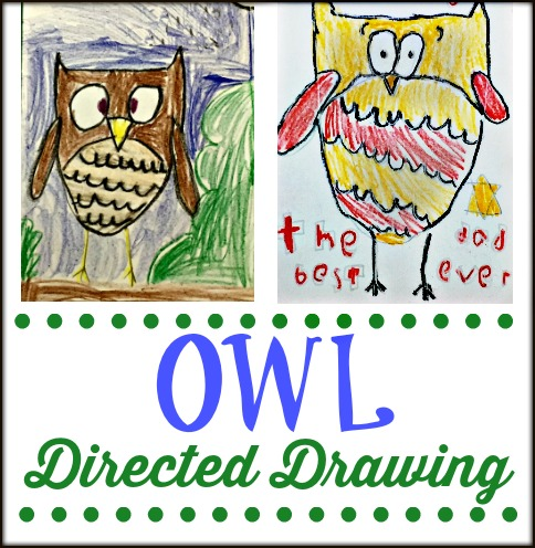 how to draw an owl and monster